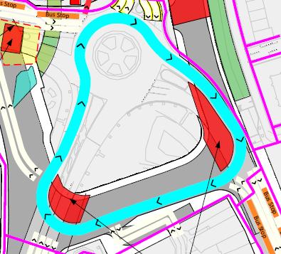 Lewisham Gateway snippet, Month 15
