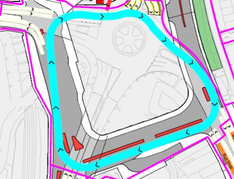 Lewisham Gateway snippet, Month 22