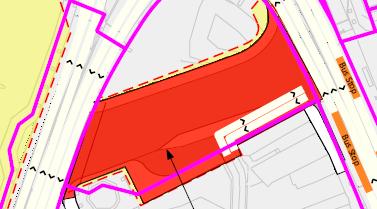 Lewisham Gateway snippet, Month 5