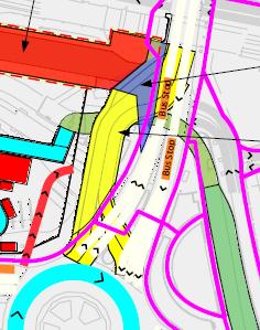 Lewisham Gateway snippet, Month 6